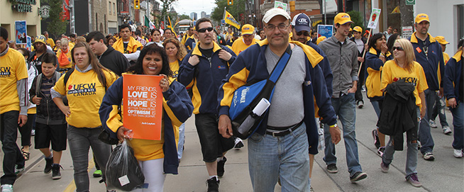 Welcome to the website of UFCW Canada Local 232